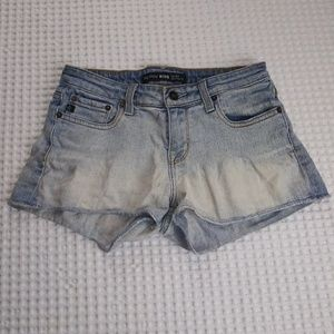 Big star 1974 faded sombre booty shorts 27